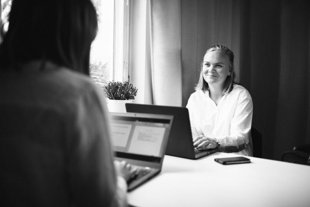 Employer Branding hjälper dig lyfta fram de positiva sidorna av ditt företag som arbetsgivare.