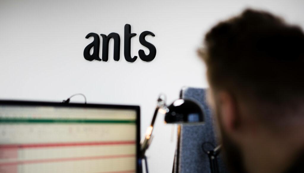 Ants rekryterar IT-kompetens i Stockholm