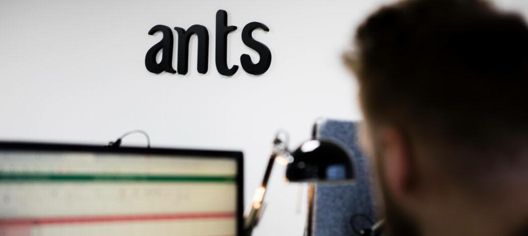 Rekrytera utvecklare med Ants