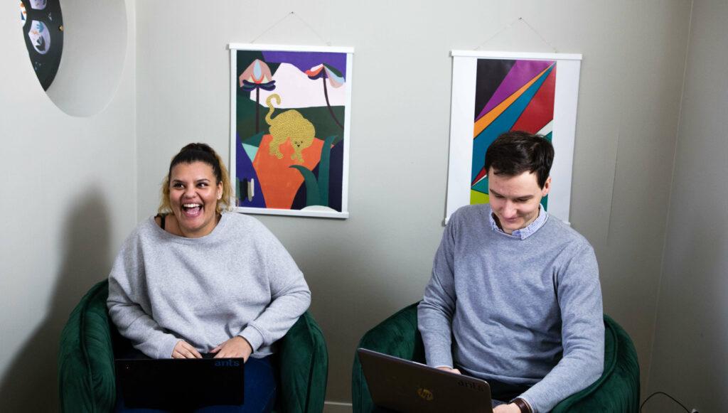 Talent Acquisition Stockholm med Ants