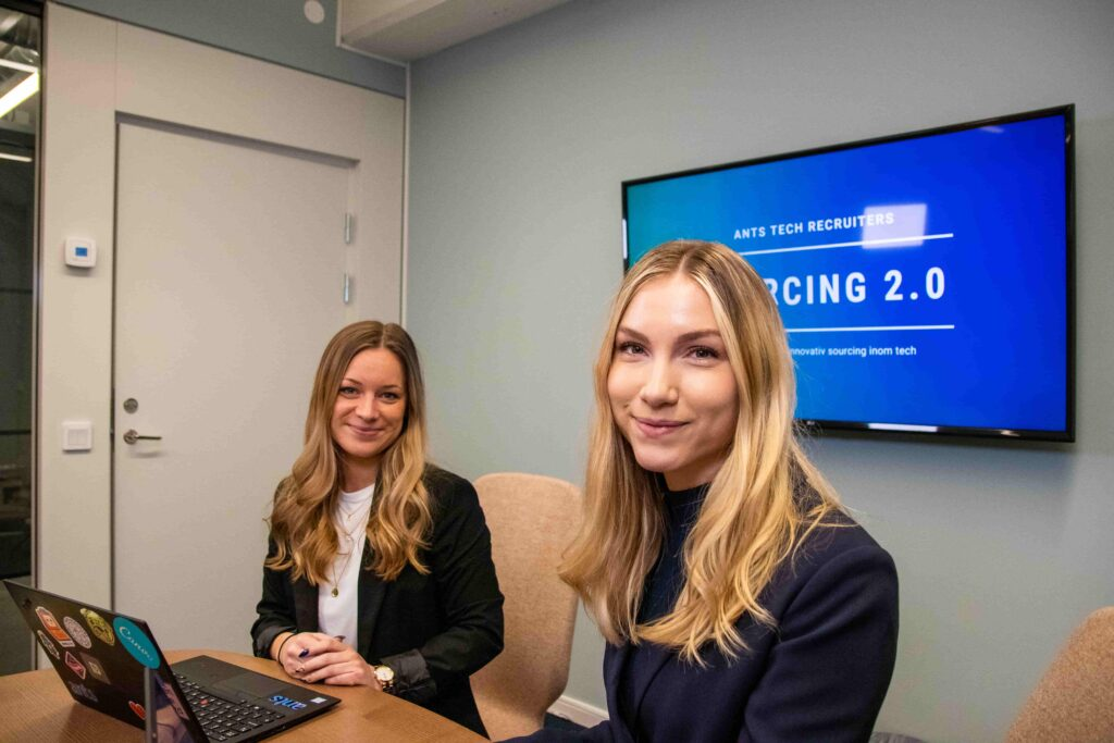 IT-rekrytering Stockholm
